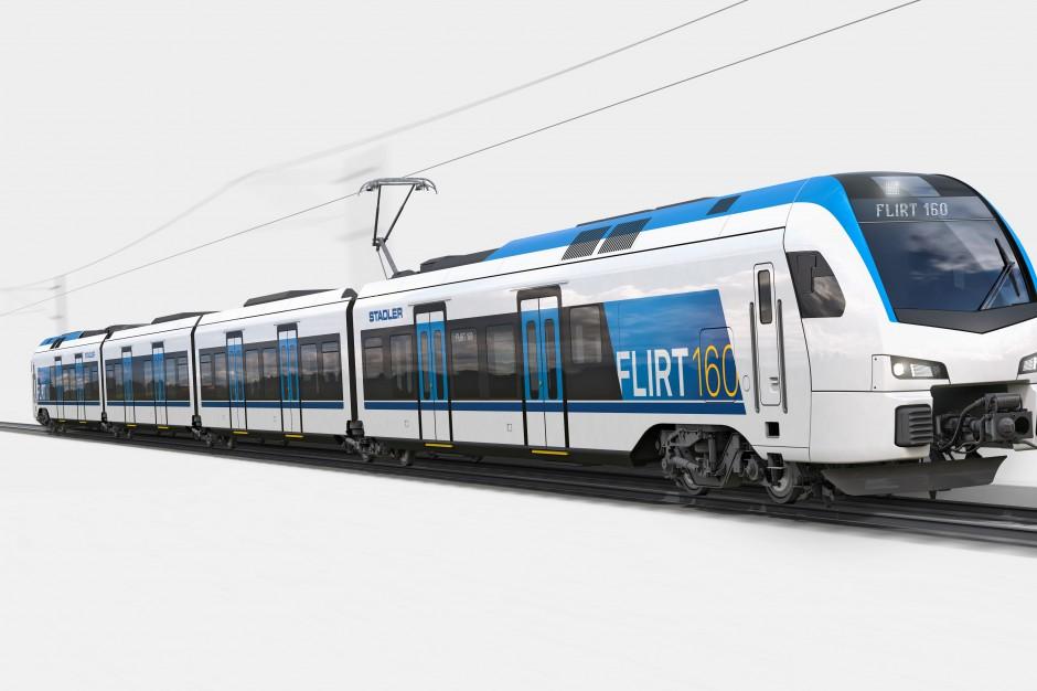 Koleje Mazowieckie podpiszą umowę ze Stadlerem na 71 pociągów
