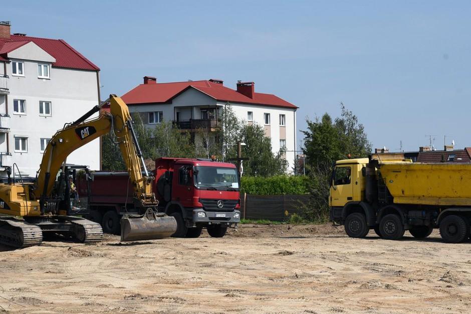 Poznań buduje tysiące nowych mieszkań
