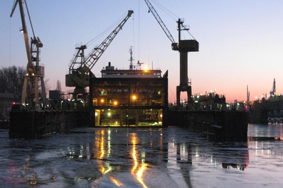 Komisja Europejska wyraziła zgodę na wsparcie branży stoczniowej