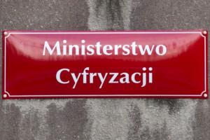 Kiedy poznamy nazwisko nowego ministra cyfryzacji?