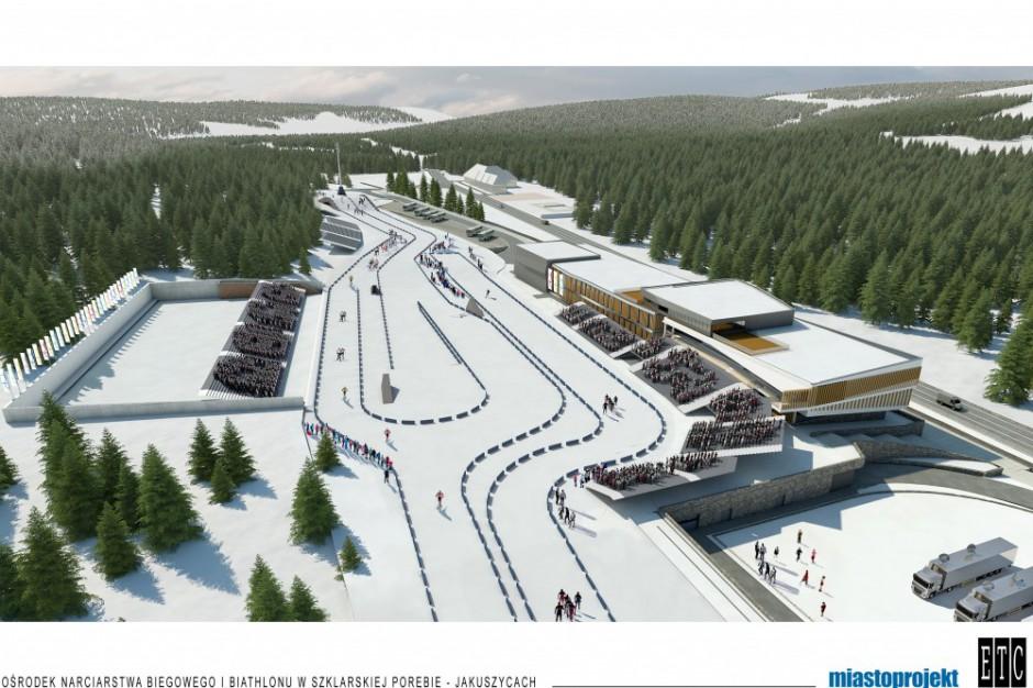 Budowa ośrodka narciarstwa biegowego w Jakuszycach ruszyła
