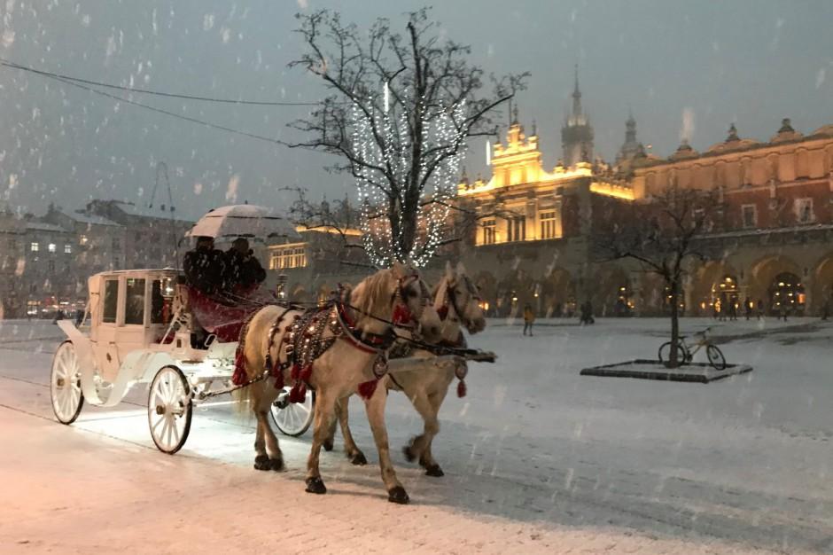 Tak wyglądają miasta w zimowej odsłonie. Zobaczcie