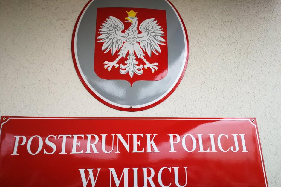 W Mircu otwarto posterunek policji. Siedziba w urzędzie gminy