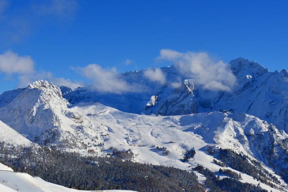 Bieszczady: Niebezpiecznie w górach. II stopień zagrożenia lawinowego