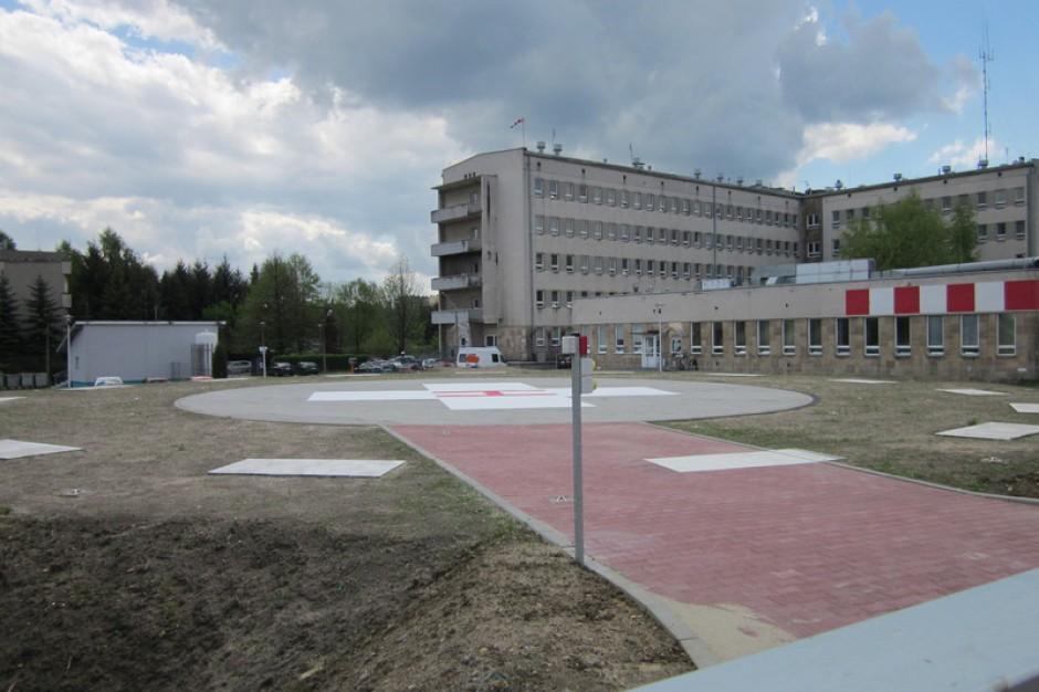 Nowy Szpital w Olkuszu czeka duża modernizacja