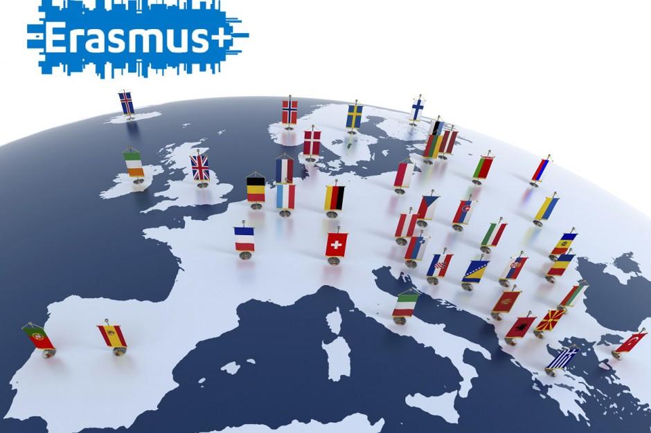 Erasmus+: Kto korzysta z zagranicznych wyjazdów i staży?
