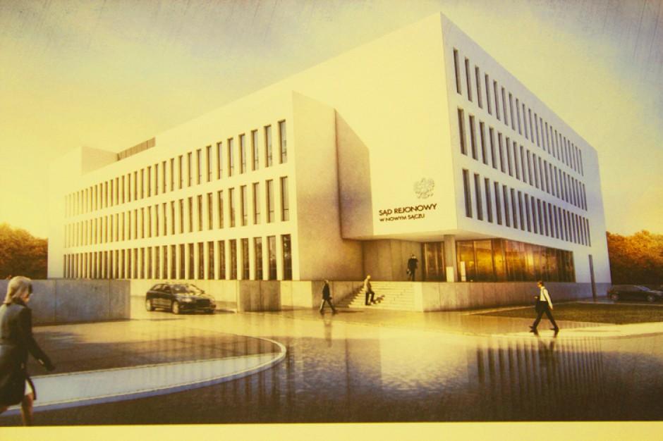 Sąd Rejonowy w Nowym Sączu gotowy. Rządowe PPP wzorem dla samorządów
