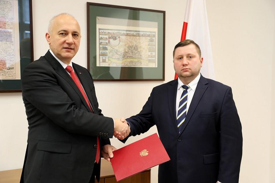 MSWiA: Paweł Majewski wiceministrem odpowiedzialnym za teleinformatykę i dokumenty tożsamości
