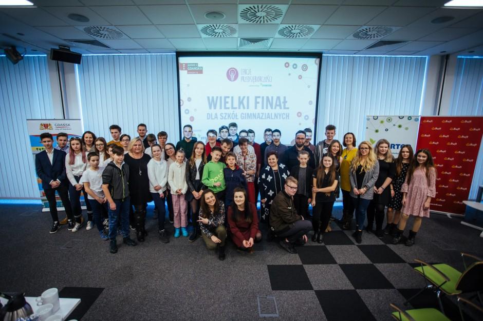 Uczniowska strefa gier wygrała Lekcje Przedsiębiorczości