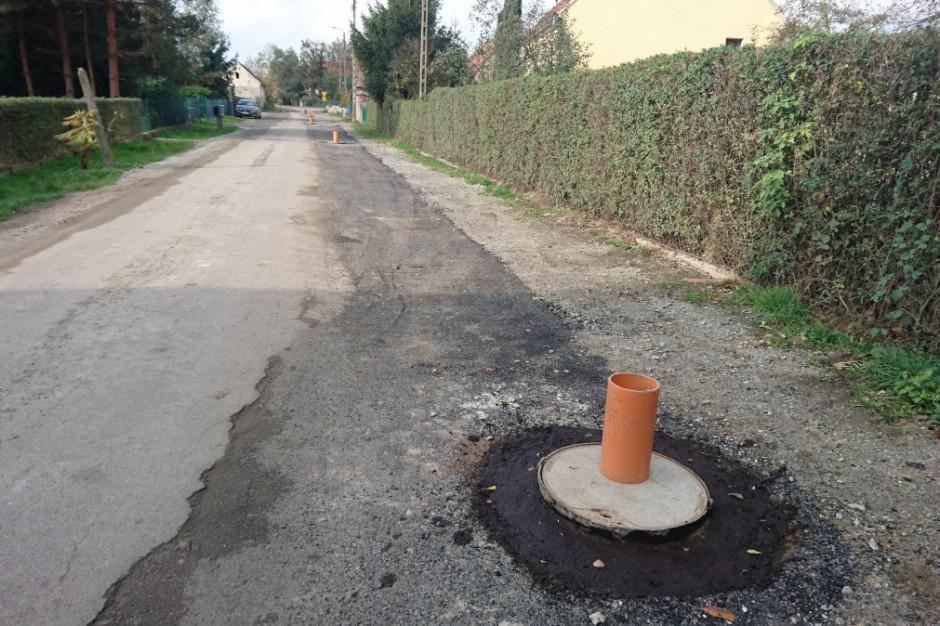 Strzegom i Szczodre wymieniają szamba na kanalizację