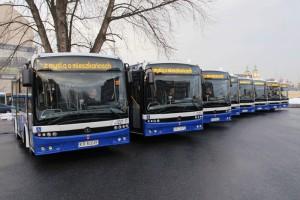 Trzy firmy dostarczą nowe autobusy do Krakowa
