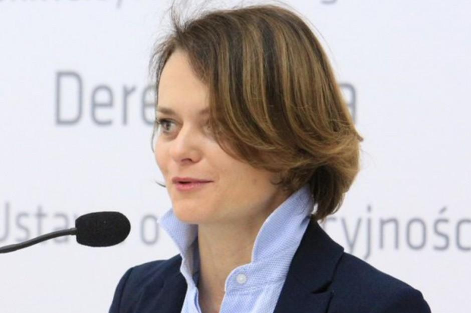Jadwiga Emilewicz: 170 mln zł na walkę z ubóstwem energetycznym