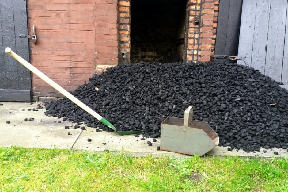 Polityka antysmogowa budzi obawy sprzedawców węgla
