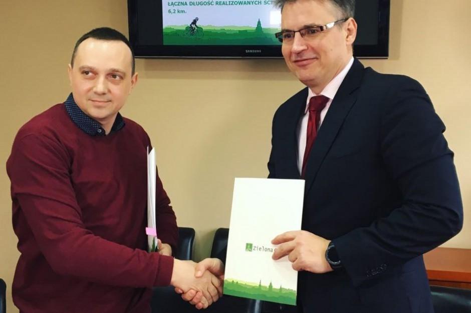 Zielona Góra stawia na ścieżki rowerowe: Ponad 7,1 mln zł na kolejny etap rozbudowy infrastruktury