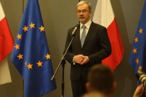 Jerzy Kwieciński: Mamy prawie 200 projektów. Przyspieszamy inwestycje