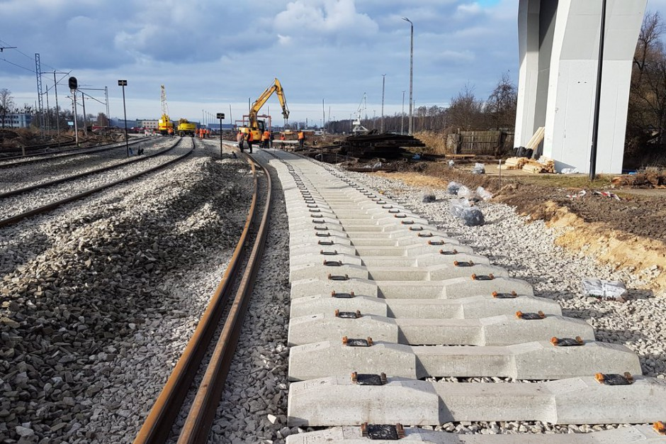 Kolejowy Program Utrzymaniowy. Szybciej do Krakowa, Rzeszowa, Katowic i Poznania