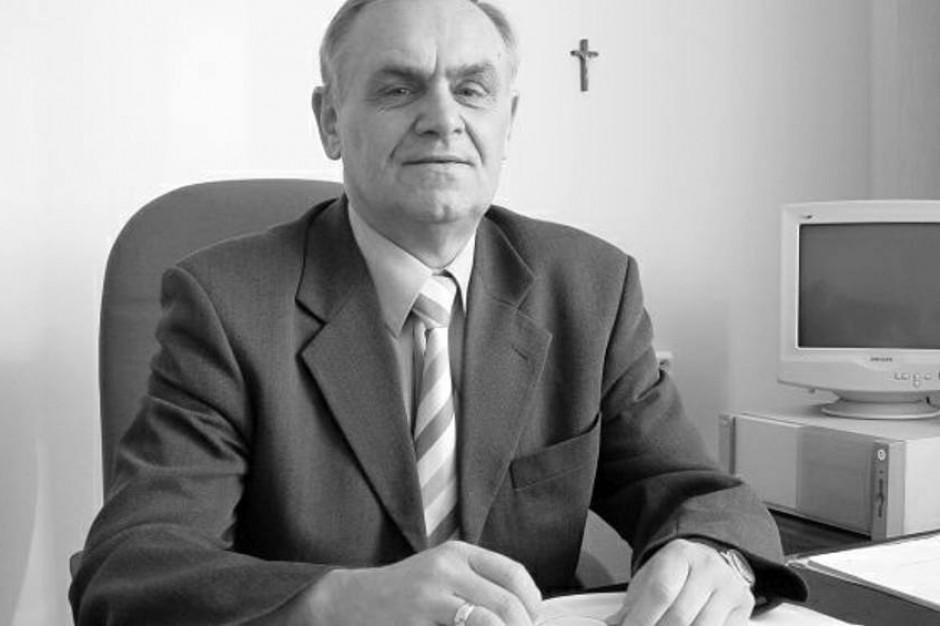 Ostatnie pożegnanie Jana Michalika, byłego wiceprezydenta Chorzowa