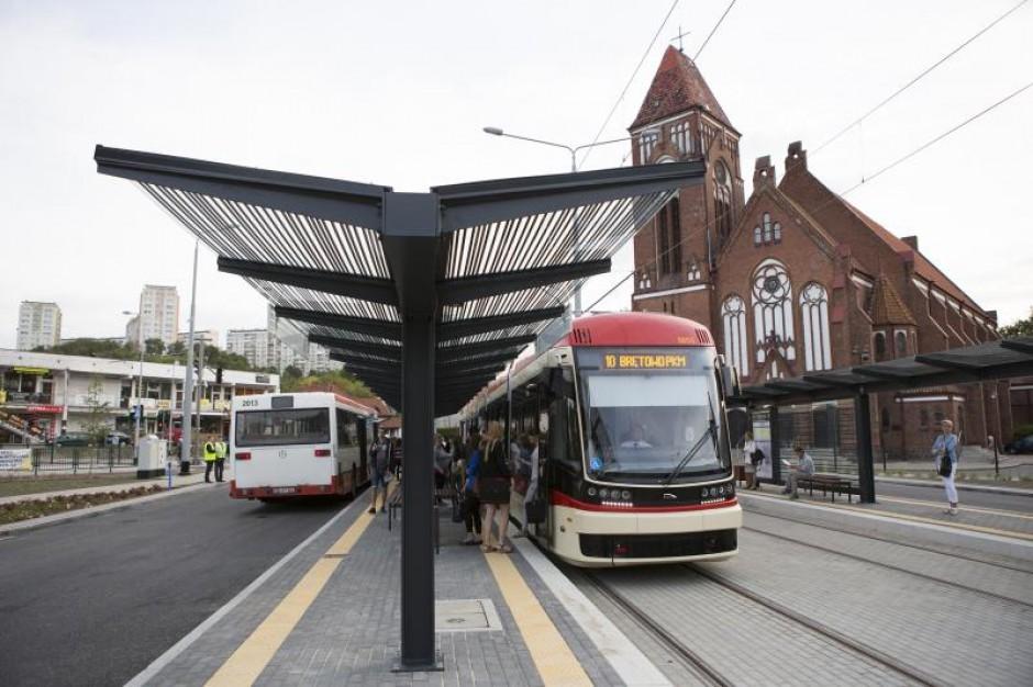 Gdańsk z dofinansowaniem na projekt węzła integracyjnego Osowa