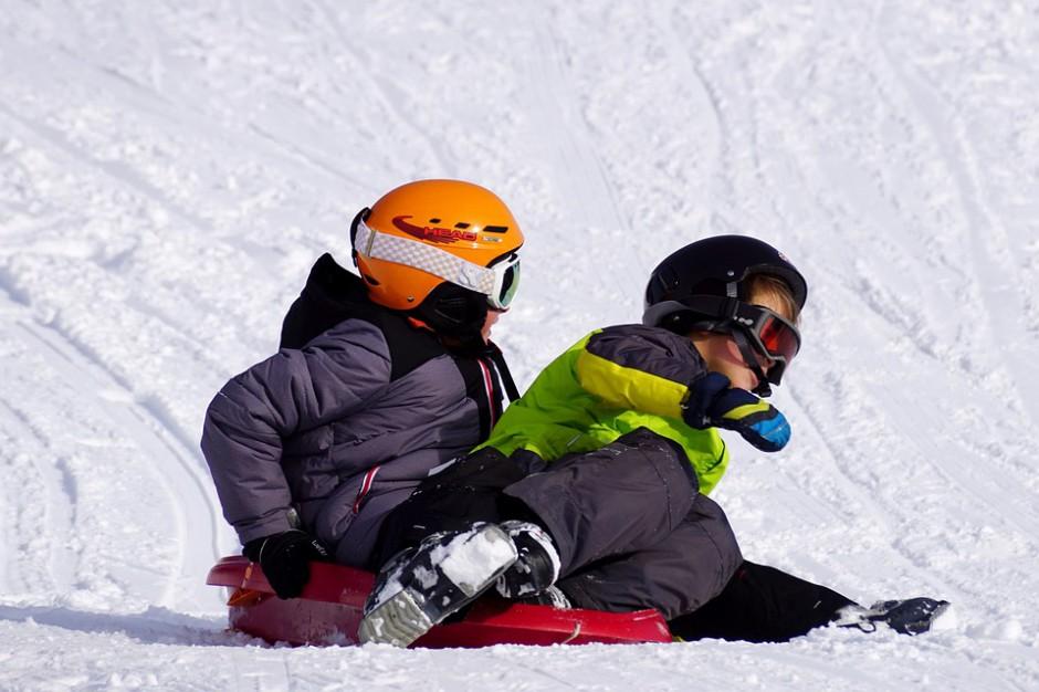 Na ferie zimowe wyjechało rekordowo dużo dzieci