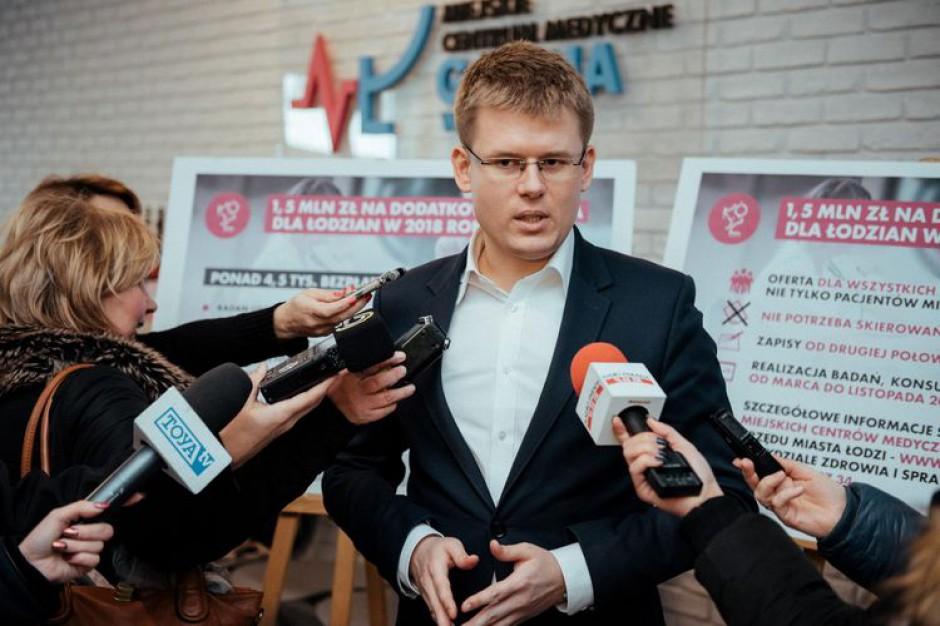 Łódź dała 1,5 mln zł na dodatkowe badania dla mieszkańców