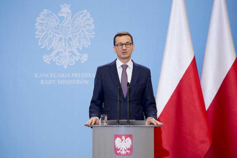 (Mateusz Morawiecki, fot.premier.gov.pl)