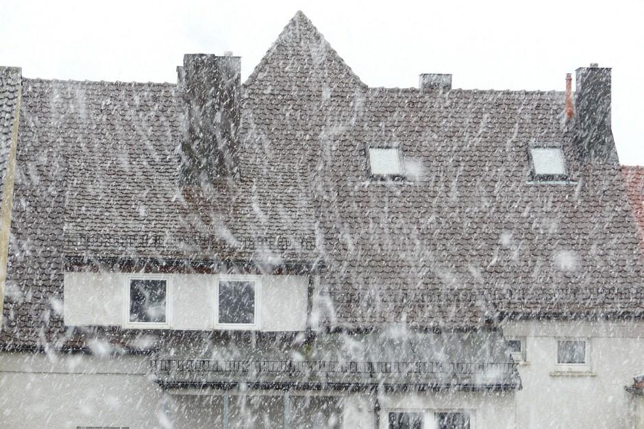 Wichury nad Polską, podkarpackie: Zerwane dachy i brak prądu
