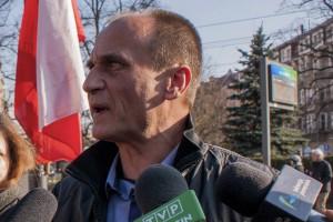 Kukiz: Podpisanie nowelizacj Kodeksu wyborczego narusza prawa obywatelskie