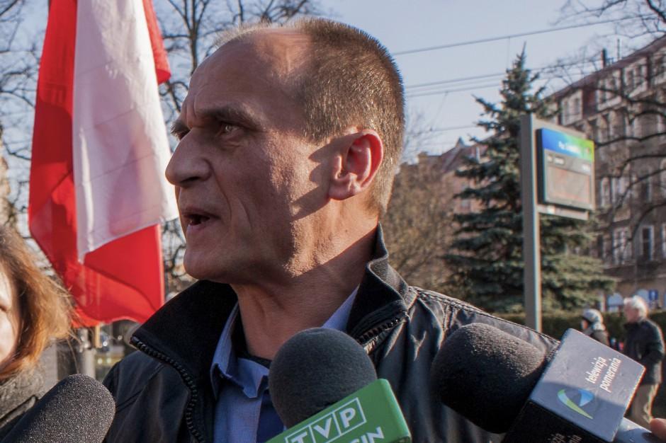 Paweł Kukiz: Podpisanie nowelizacj Kodeksu wyborczego narusza prawa obywatelskie