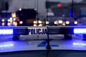 Nowe radiowozy dla policji w połowie zapłacił samorząd