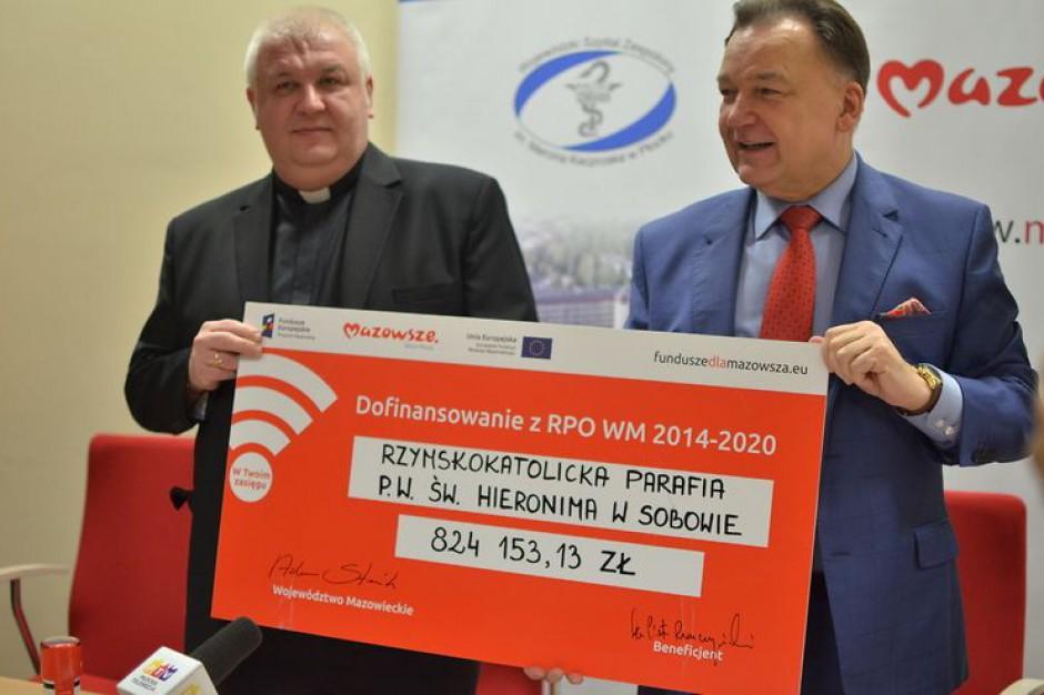 W Sobowie na Mazowszu powstanie muzeum pamięci Lecha Wałęsy