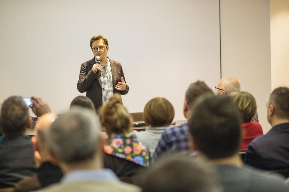 Katarzyna Lubnauer: Bardzo ważne zbudowanie bloków wyborczych opozycji