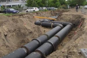 Suwałki: miejskie spółki zainwestują 29 mln zł w sieć ciepłowniczą i kanalizacyjną