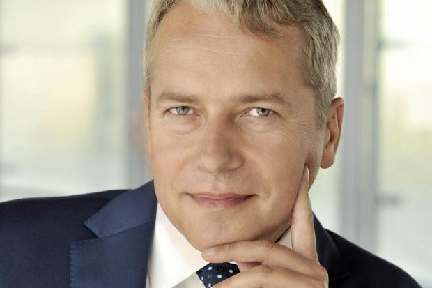 Wojciech Saługa, marszałek województwa śląskiego liderem w swojej kategorii (fot.slaskie.pl)
