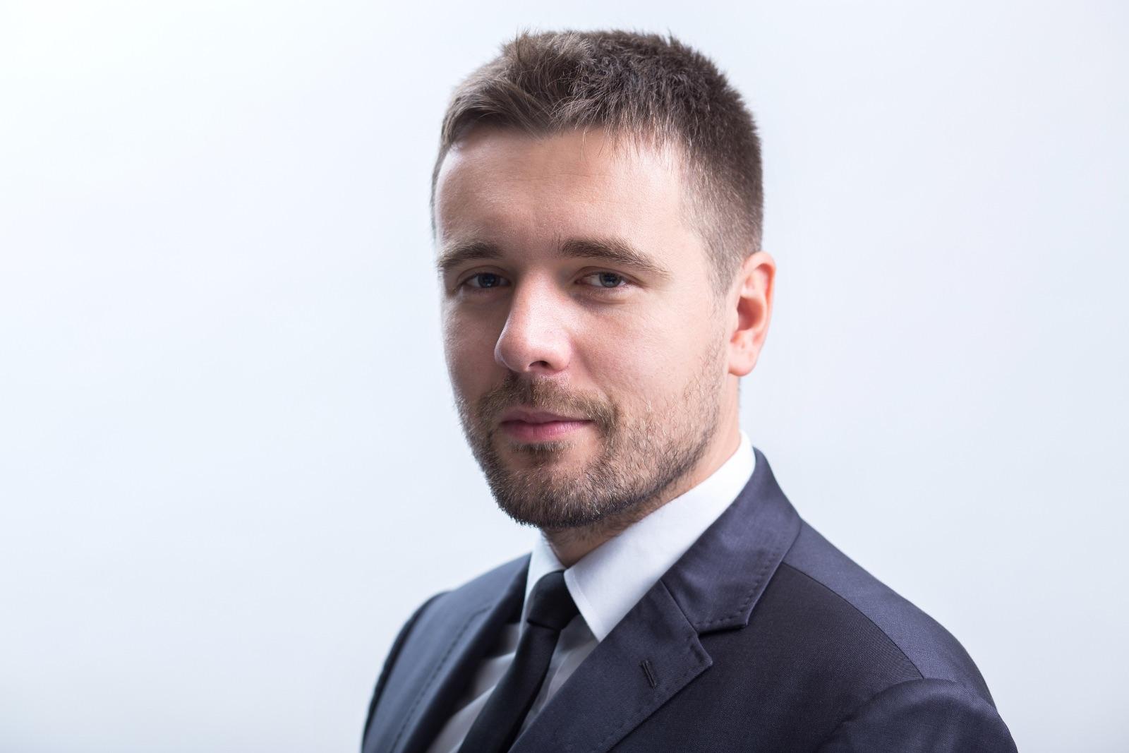 Maksym Gołoś został najlepszym starostą (fot. powiat.pruszkowski.pl)