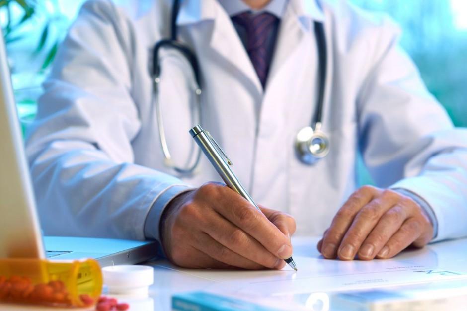 Samorząd lekarski wskazał braki w tarczy antykryzysowej