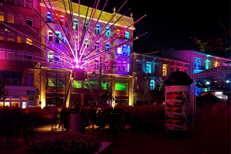 Light.Move.Festival w Łodzi upamiętni stulecie odzyskania niepodległości