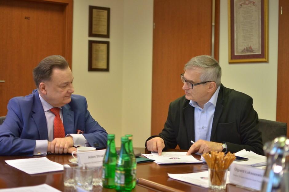 Ruszyły konsultacje polityki spójności po 2020. Do wzięcia udziału zachęca Adam Struzik
