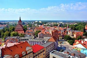 Olsztyn. Uruchomiono system pomiaru czystości powietrza w mieście