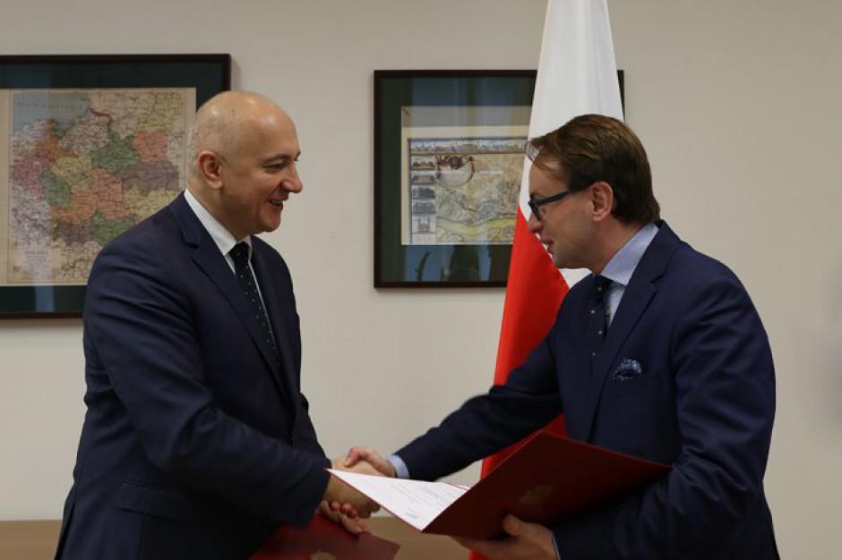 Krzysztof Kozłowski został sekretarzem stanu w MSWiA