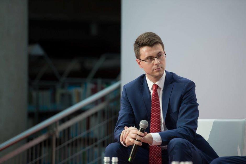 """Piotr Müller, nowy wiceminister nauki kandydatem na prezydenta Słupska? """"Nie wykluczam takiej możliwości"""""""