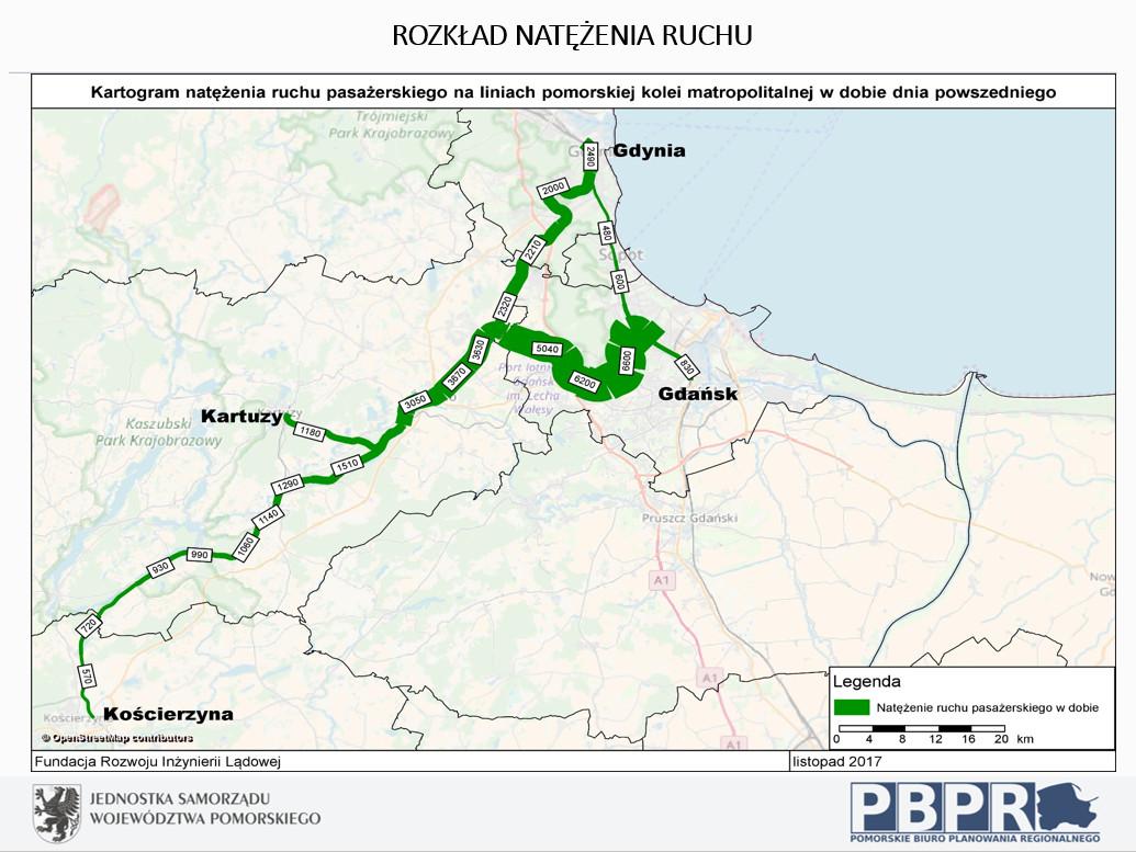 Źródło: Pomorski Urząd Marszałkowski