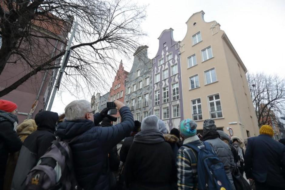 W Gdańsku odnowiono elewacje 123 kamienic na Głównym Mieście