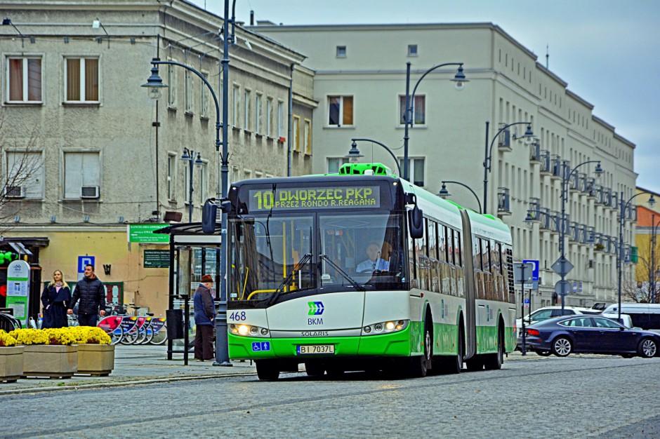 Białystok. Przedłużony przetarg na zakup przez miasto autobusów