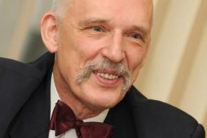 Korwin-Mikke o starcie w wyborach samorządowych