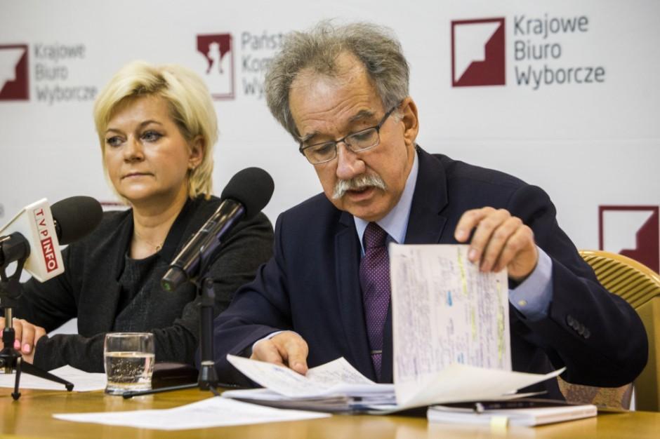 Nowy regulamin Państwowej Komisji Wyborczej od 31 stycznia 2018 r.
