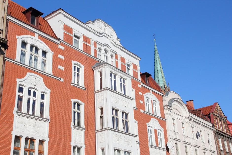 Bytom w tym roku chce rozpocząć 18 projektów OSI za blisko 150 mln zł