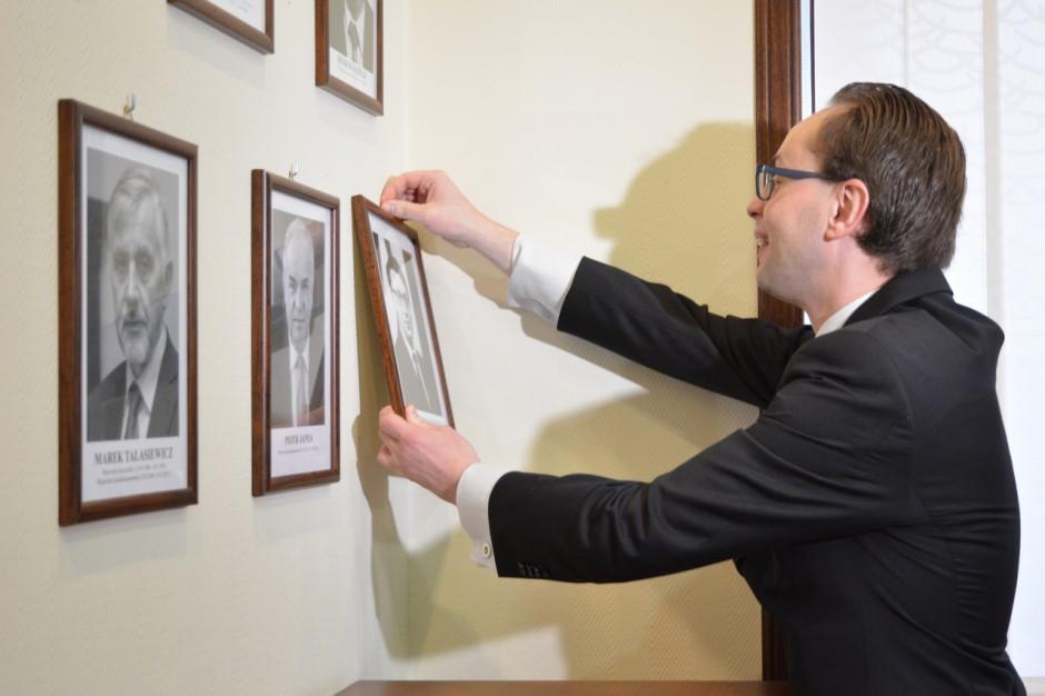 Krzysztof Kozłowski pożegnał się z urzędem wojewody zachodniopomorskiego