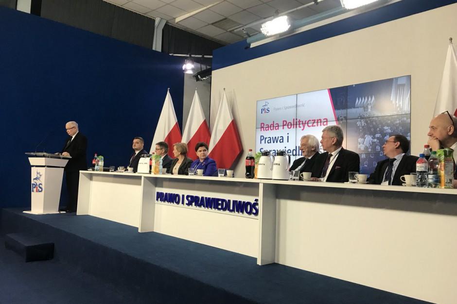 Jarosław Kaczyński: pełne listy PiS w wyborach samorządowych we wrześniu