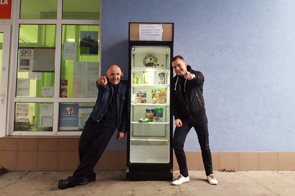 We Wrocławiu stanęły społeczne lodówki