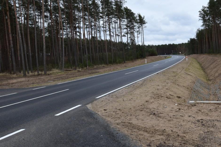 Lubuskie: obwodnica Rzepina dostępna dla kierowców